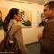 Massimiliano Petrone espone le sue opere a Oriella Montin