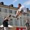 12 settembre, le acrobazie di Torino Street Style in piazza San Carlo