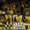 Pochi sorrisi tra i tifosi giallo-blu