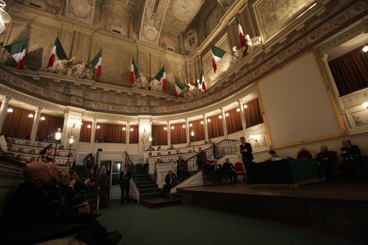Il primo senato a palazzo madama for Palazzo parlamento italiano