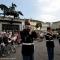 La banda dell'Esercito in piazza San Carlo