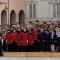 I 150 bambini delle Orchestre e dei Cori dell\'Accademia suzuki, Piccoli Cantori, Conservatorio G. Verdi e del Teatro Regio
