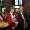 Il Sindaco e l\'Assessore Stefano Gallo ricevono Gianduja in Sala Marmi