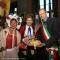 Piero Fassino con Gianduja e Giacometta