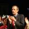 Stefano Gallo, Giacometta e il Sindaco Fassino sul palco di piazza Castello