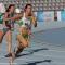 Giulia Arcioni conquista il primo posto nella batteria dei 200m femminili
