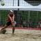Il beach volley ai giardini Ginzburg