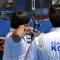 la squadra maschile coreana