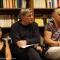 Lucia Uva, Don Ciotti e Cira Antignano