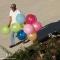 I palloncini per la festa