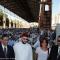 L\'Assessore Ilda Curti con i responsabili della comunità musulmana torinese