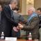 Premiazione dei partigiani della Federazione italiana Volontari della Libertà