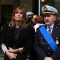 L\'Assessore Giuliana Tedesco e Mauro Famigli, Comandante Polizia Municipale di Torino
