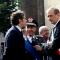 Michele Coppola, Assessore alla cultura della Regione Piemonte e il Sindaco Piero Fassino