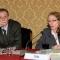 Il Sindaco Piero Fassino e Elide Tisi, Assessore al Welfare e politiche sociali