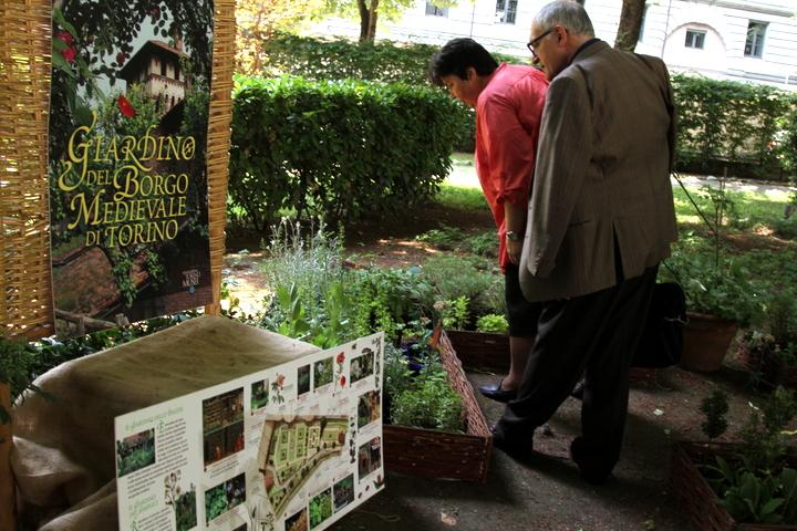 Fiori to il verde in citt - Giardino fiorito torino ...