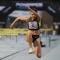 La seconda classificata nel salto triplo Valyukevich Viktoriya