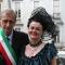 Piero Fassino e Paola Bragantini, Presidente della Circoscrizione 5