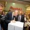 La firma del protocollo d\'intesa. Piero Fassino, Sindaco di Torino