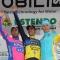 Diego Ulissi, Alberto Contador e Fredrik Kessiafof