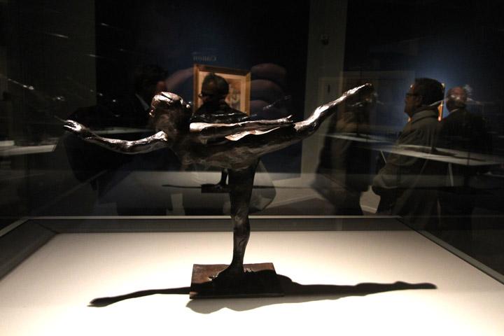 Sala Da Biliardo Degas : Degas da parigi al valentino
