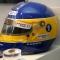 Il casco di Michele Alboreto