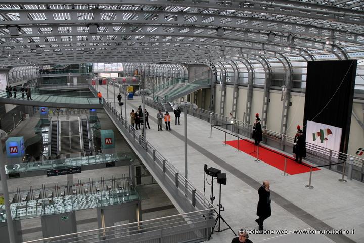 Porta susa pronta oggi l inaugurazione - Treni torino porta susa ...