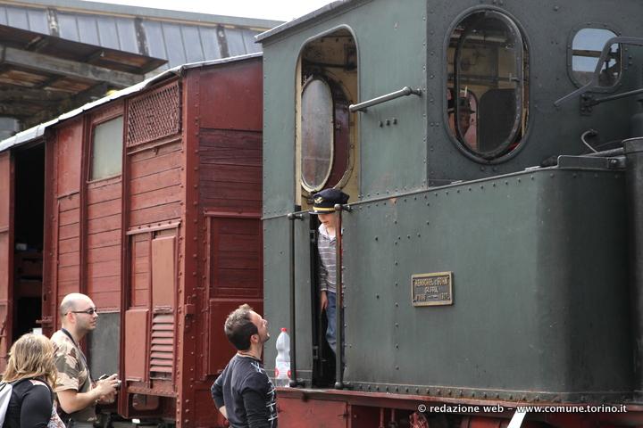 Treno - Gtt torino porta nuova ...