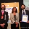 L\'Assessore Stefano Gallo ritira il premio Smart City per il servizio Sportello Amico