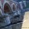 Detriti al ponte Isabella