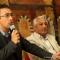 Emanuele Durante, Presidente della Circoscrizione 7 e Younis Tawfik, Presidente del centro