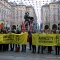 Amnesty International festeggia Aung San Suu Kyi di fronte a Palazzo Civico