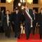 Sergio Chiamparino, Clio Bittoni, Giorgio Napolitano, Piero Fassino e Paola Basilone
