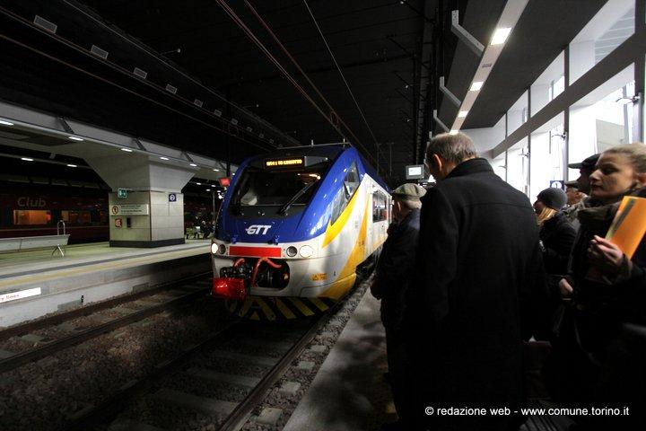 Gtt - Treni torino porta susa ...
