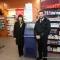 Susanna Fucini, presidente di Farmacie Comunali Torino S.p.A. e Stefano Gallo, Assessore ai servizi civici e sistemi informativi