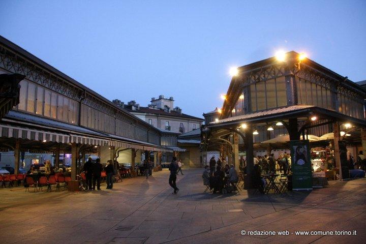 Cinema al mercato - Mercato coperto porta palazzo orari ...