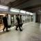 L\'unità cinofila in metropolitana