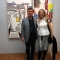 Danilo Eccher e Dorothy Lichtenstein