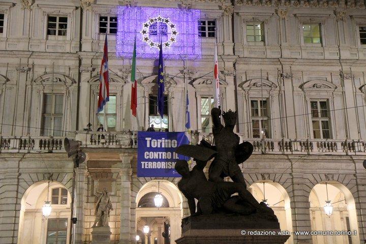 Torino Contro Il Terrorismo