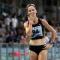 La gioia di Elisa Rigaudo, campionessa italiana
