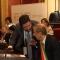 Gianmarco Montanari dialoga con il Sindaco Piero Fassino