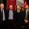 Giuseppe Marotta, Mauro Berruto, Darwin Pastorin e Stefano Gallo