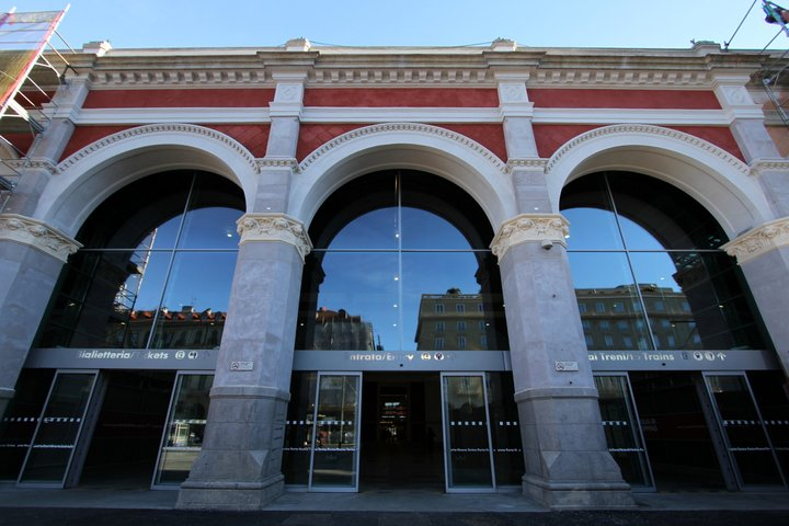 Ferrovia - Orari treni porta nuova torino ...