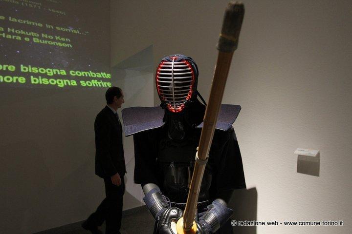 Bushi ninja e samurai for Samurai torino