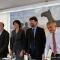 La conferenza stampa di inaugurazione con il Ministro Franceschini