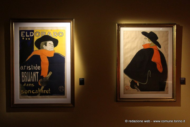 La belle epoque di toulouse lautrec in mostra a palazzo for Lautrec torino