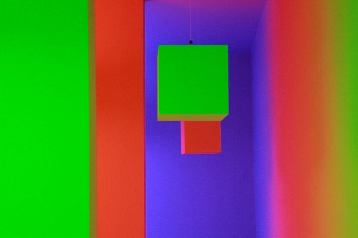 L emozione dei colori nell arte for Il colore nell arredamento