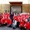 I volontari di Turismo Torino e Provincia con l'Assessore Sacco