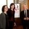 Francesca Leon, Chiara Appendino e Gastón Fournier-Facio