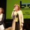 Francesca Leon e Angela La Rotella sul palco del Regio